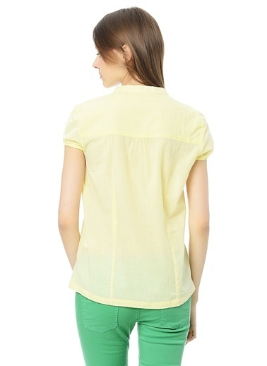 Loox Bluz Sarı